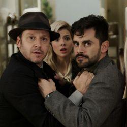 Tocrucato, Aldo y Raquel. Gentileza: El Trece