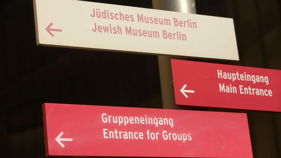 Controversy Follows Ouster Of Jewish Museum Director