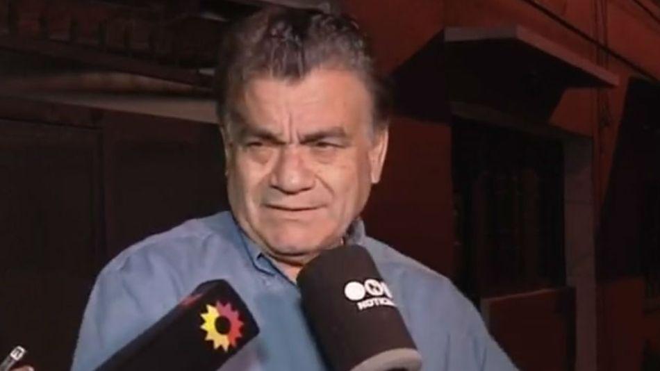 "Francisco ""Barba"" Gutiérrez habló del asalto esta mañana."