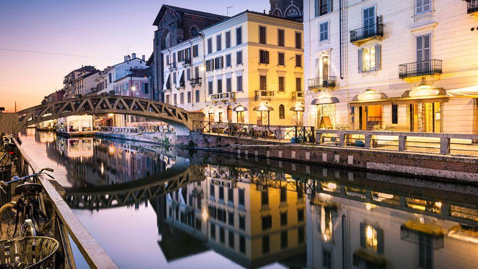 Milan y Leonardo Da Vinci