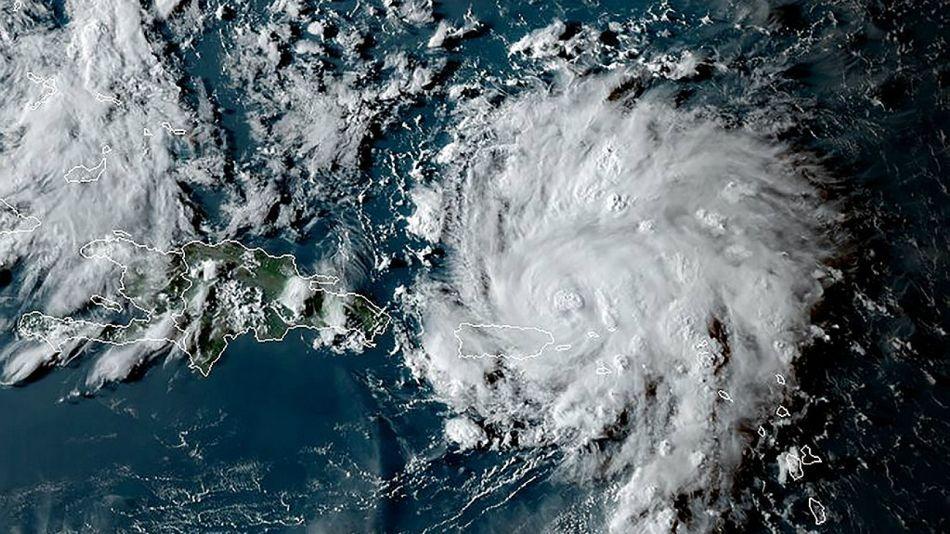 puerto rico florida huracan dorian