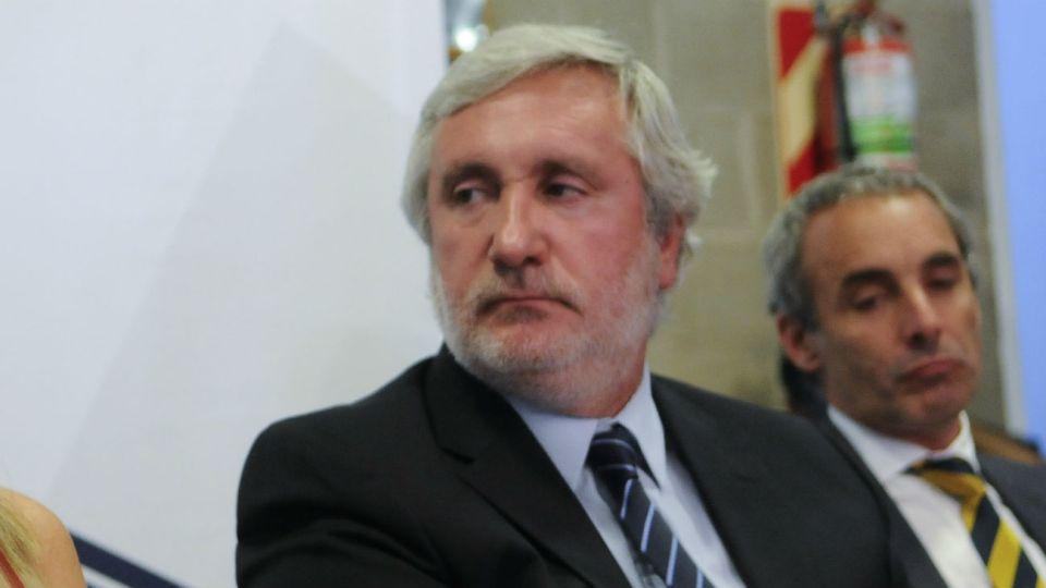 El procurador general bonaerense, Julio Conte Grand.