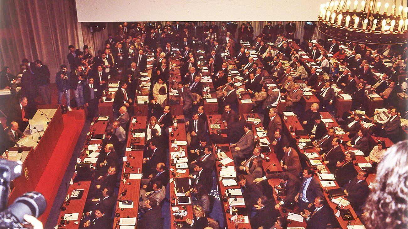 1994. A 25 años de la reforma de la Constitución.