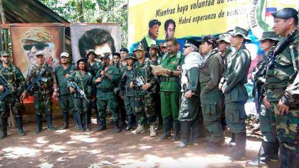 guerrilleros farc colombia