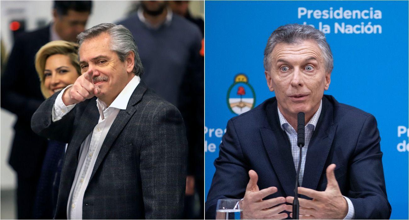 """Alberto Fernández: """"Argentina está en un default virtual y escondido"""""""