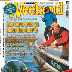 30 pesqueros de orilla en Weekend de septiembre que ya salió.