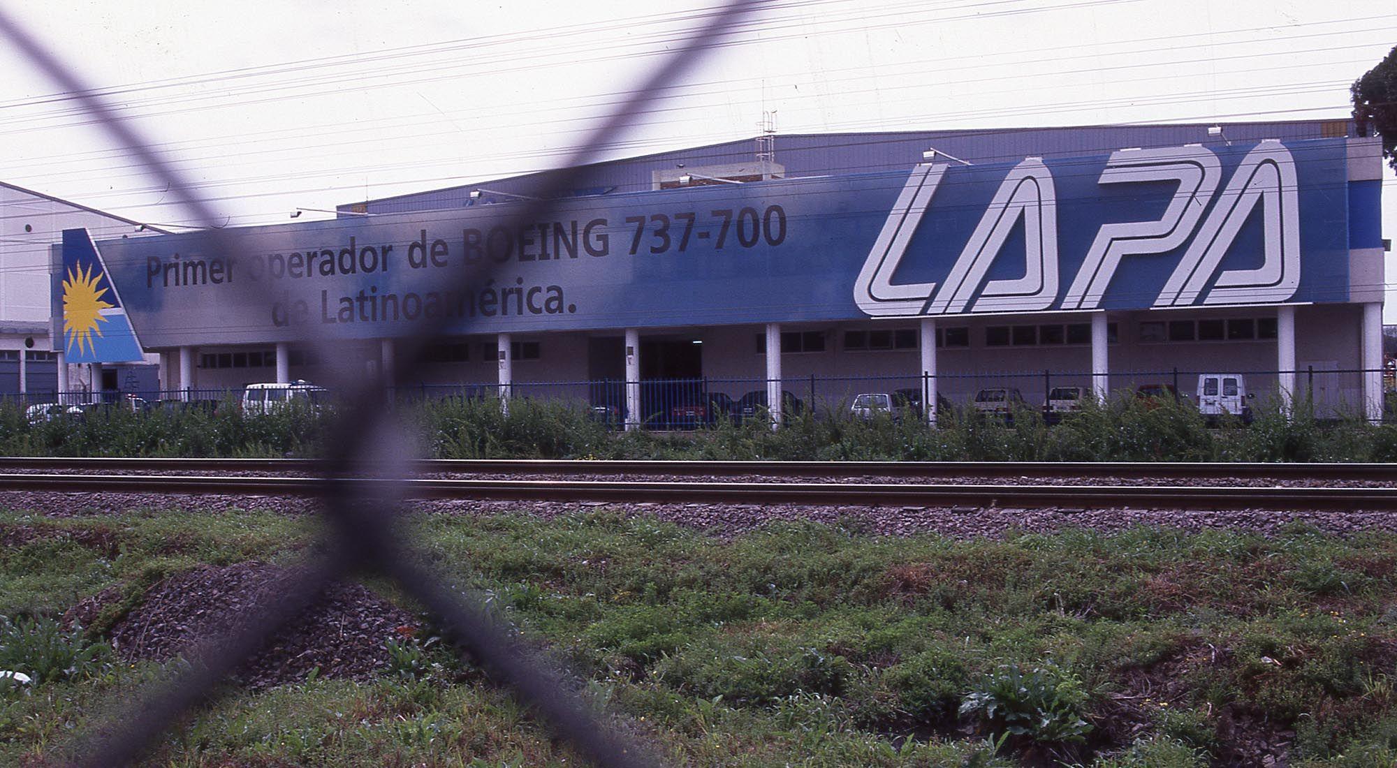Galería de las fotos históricas de la tragedia de LAPA