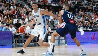 Luis Scola, capitán y emblema del seleccionado argentino de básquet para el Mundial.