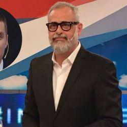 Jorge Rial y Santiago del Moro