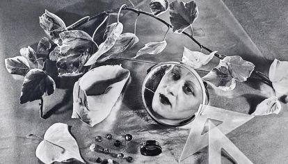 Registro. Un autorretrato de Grete Stern, de 1943.