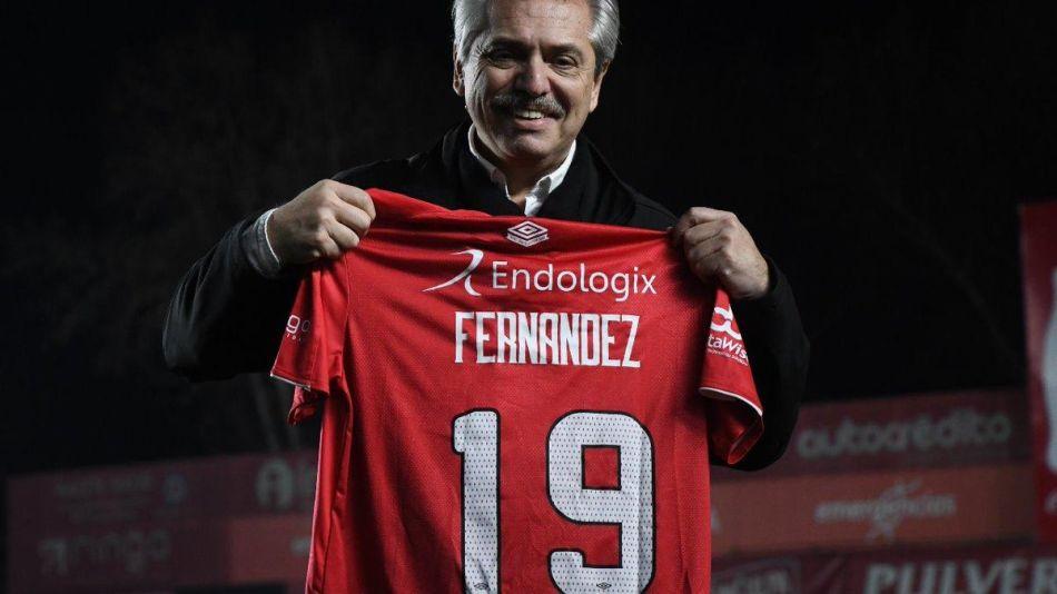 Alberto Fernández Argentinos Juniors
