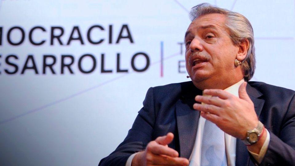 El candidato presidencial por el Frente de Todos, Alberto Fernández, es uno de los tres postulantes que trasladan a sus economías personales el criterio de no tomar deuda.