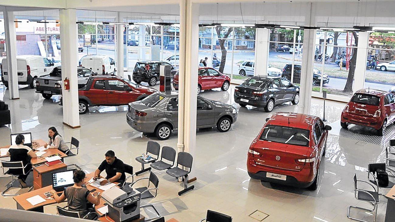 Consumo. Las compras reprimidas pueden jugar a favor en bienes durables, como autos.
