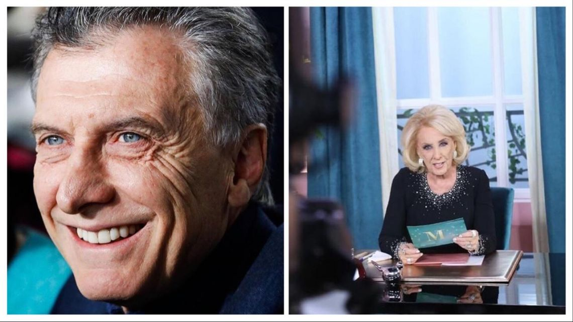 MIRTHA Macri