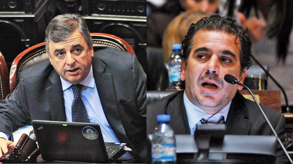 Jefes. El cordobés Negri quiere mantener el armado. Ritondo llega para liderar el PRO con González.