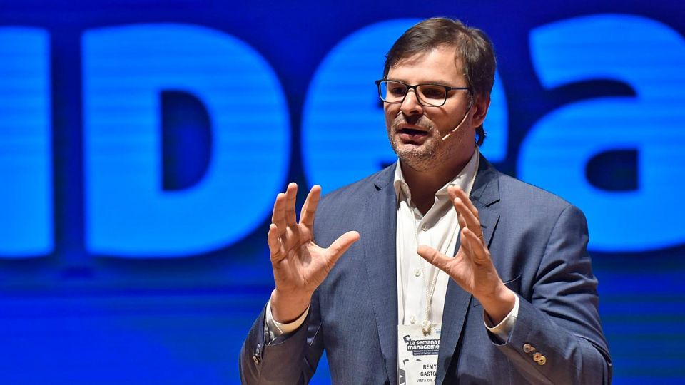 Vocero. Remy encabeza IDEA, la entidad que reclamó el acuerdo entre Macri y Alberto Fernández.