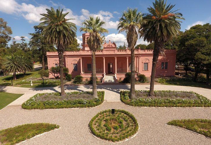 CASTILLO HISTORICO. El Centro de Arte Contemporáneo forma parte de un proyecto integral que incluye al Parque del Chateau.