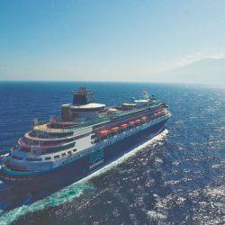 El crucero Monarch es el buque insignia, y más grande, de Pullmantur.