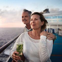 Un viaje en barco se puede convertir en el espacio para el reencuentro de la pareja, y para compartir actividades que habitualmente no se hacen de a dos.