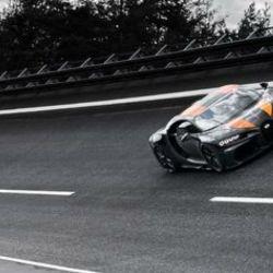 El Bugatti Chiron se convierte en el auto más rápido del mundo