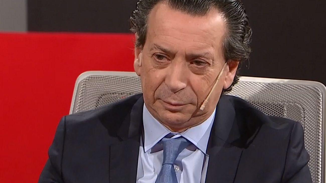 El ministro de Producción y Trabajo, Dante Sica