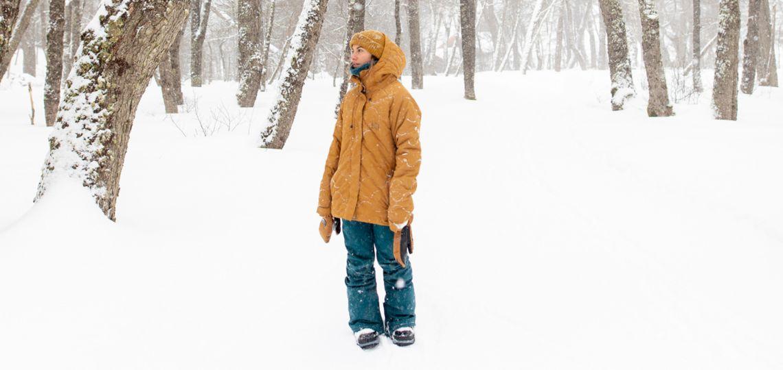 Cuatro looks infalibles para la nieve según Aggy Ferrari