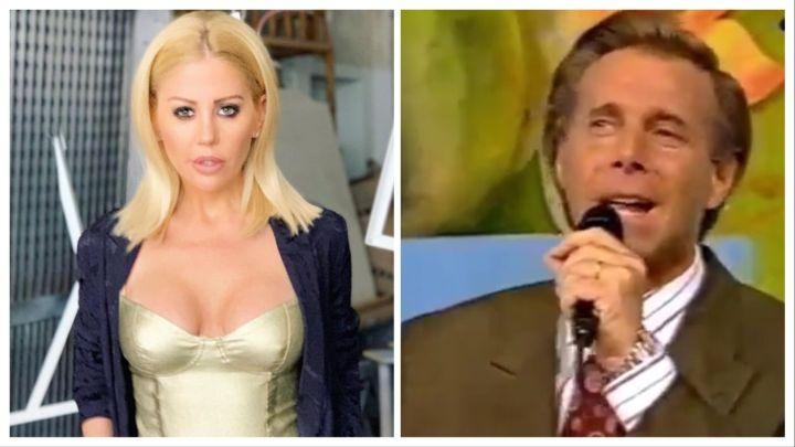 El incómodo momento de Barbie Simons al hablar del suicidio de su padre, Leonardo