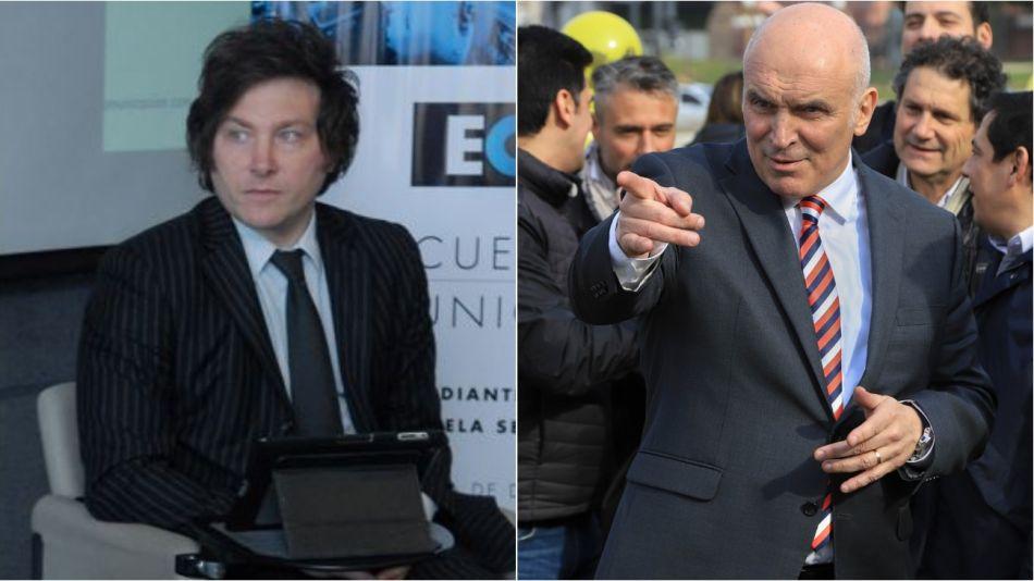 Milei y Espert dispararon duras críticas contra Macri tras el regreso del cepo.