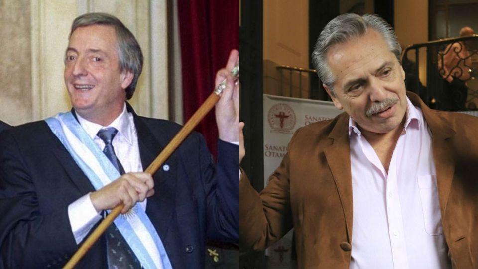 Néstor Kirchner asumió en 2003. ¿Logrará Alberto Fernández lo mismo en 2019?