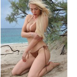 April Summers, la fanática hot de Icardi