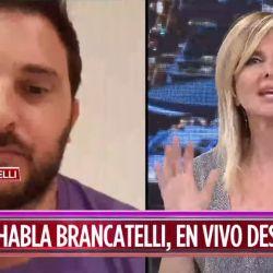 Diego Brancatelli y Débora Plager