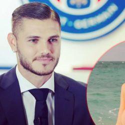 Mauro Icardi y su fanática hot, April Summers