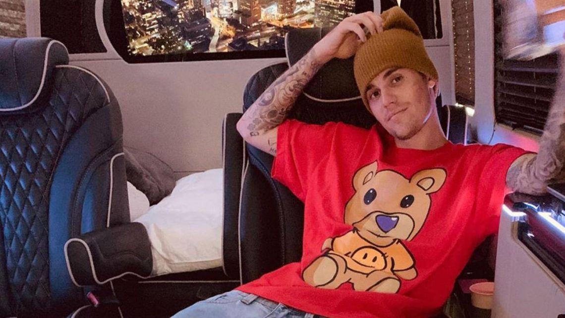 Justin Bieber en Instagram