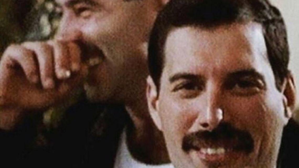 Se filtraron fotos inéditas de Freddie Mercury, días antes de morir