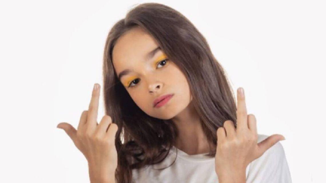 Vida, la nieta del Flaco Spinetta, la rompió en un video que se hizo viral