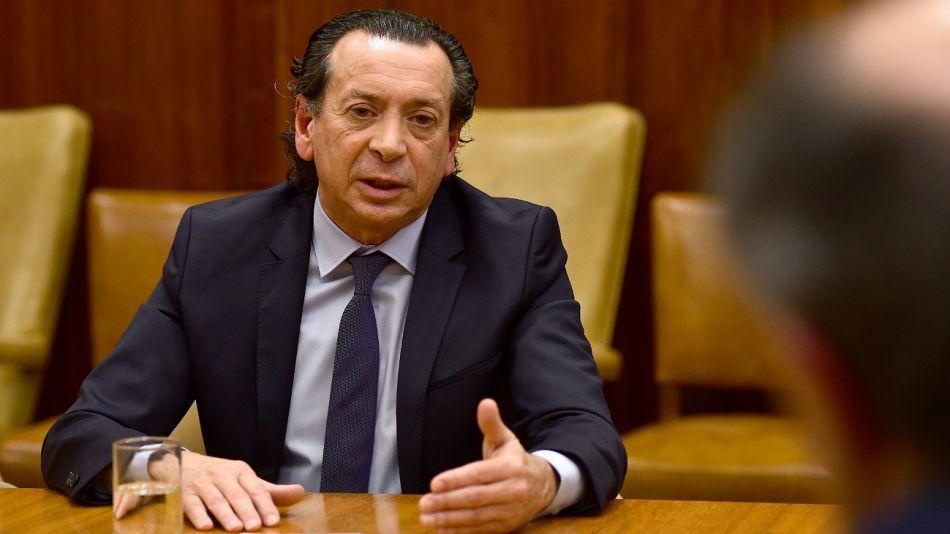 Dante Sica, ministro de Trabajo y Producción.