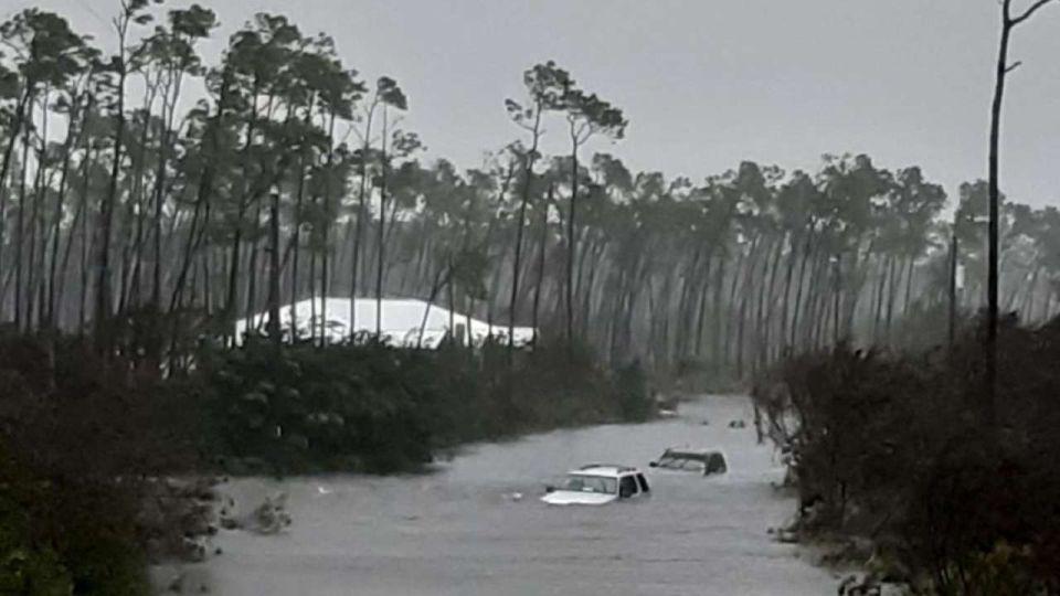 devastacion huracan dorian bahamas abaco