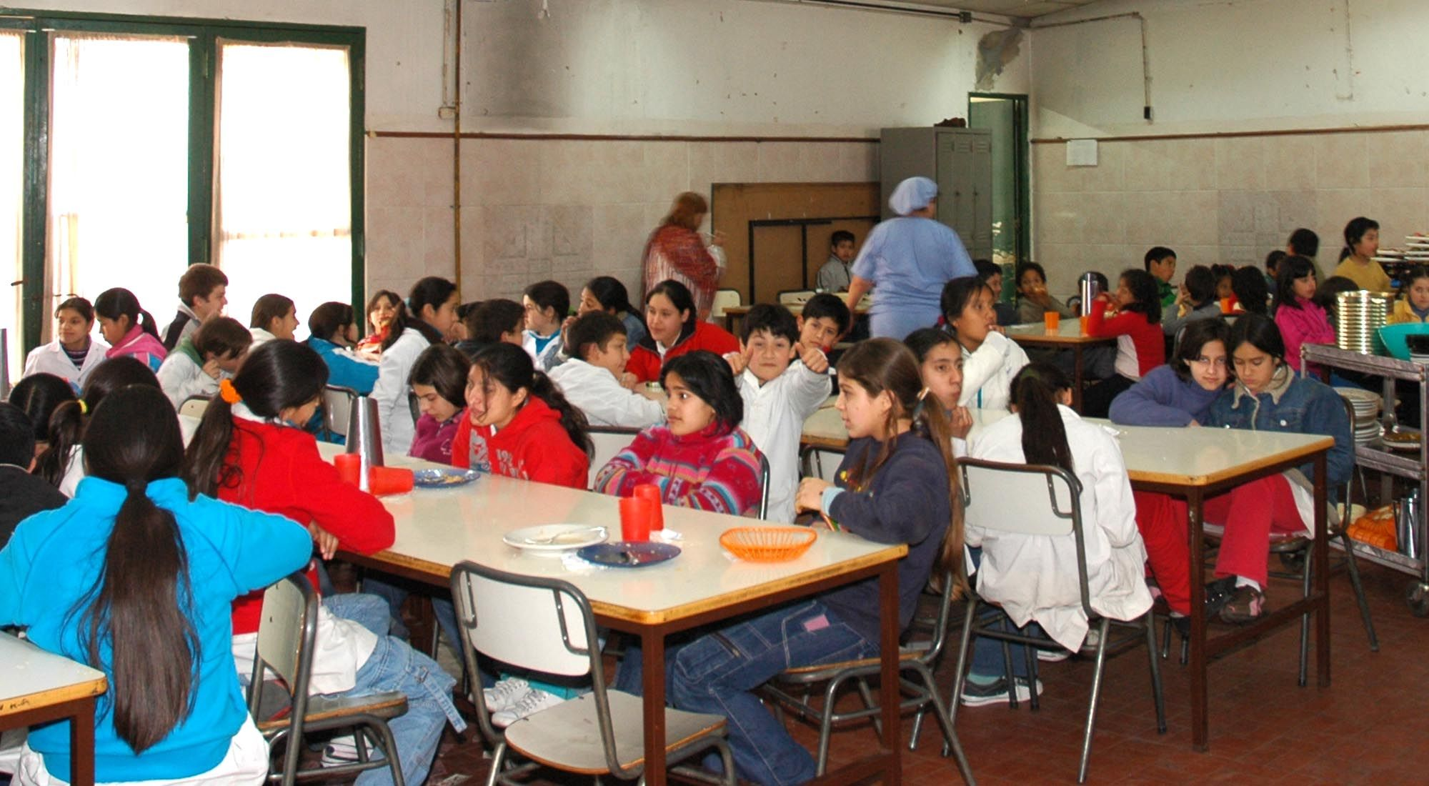 El 40% de los niños, niñas y adolescentes del Conurbano bonaerense reciben asistencia alimentaria.