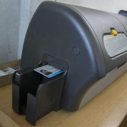La impresora es operada por personal especialmente capacitado