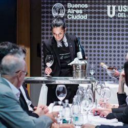 Mejor Sommelier Argentina 2019: Valeria Gamper