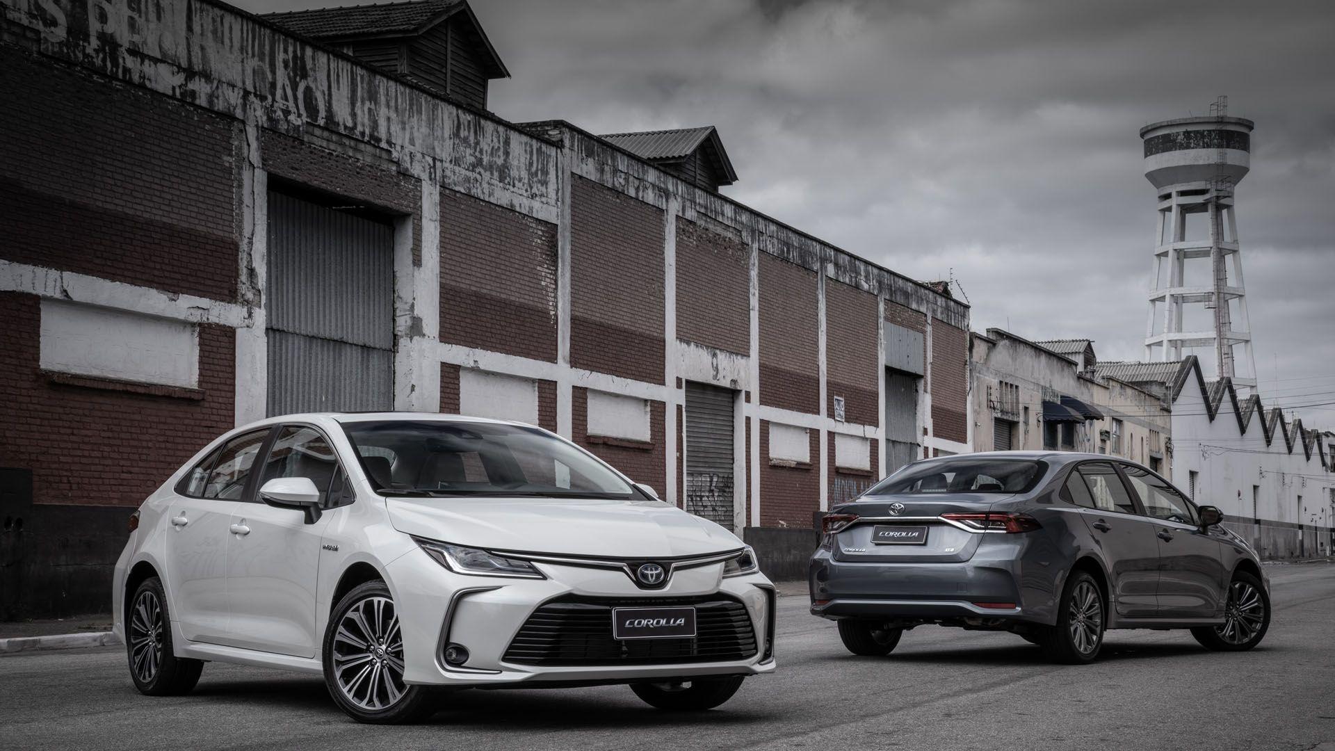 2020 Toyota Altis Review