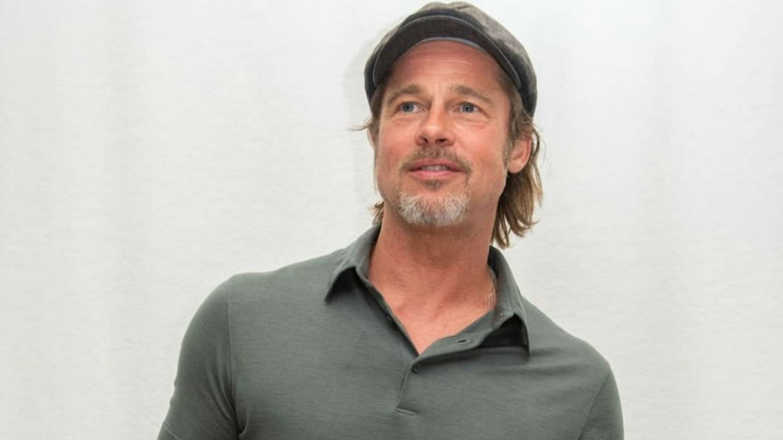 Brad Pitt en su última película