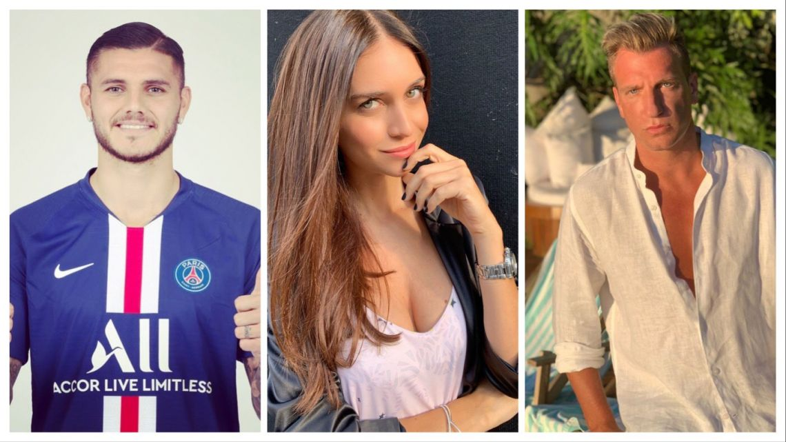 Zaira Nara y el particular pedido para Maxi López y Mauro Icardi