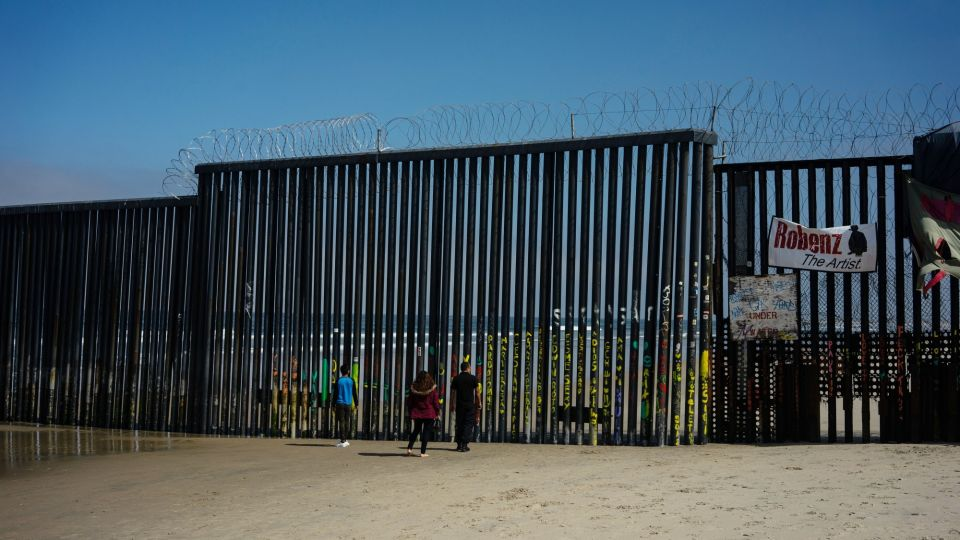 A Border City As Trump Says 'Secret Deal' Reached With Mexico