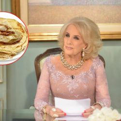 Mirtha y los panqueques