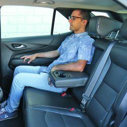El Chevrolet Equinox es uno de los modelos del mercado local que ofrece este sistema de alerta.