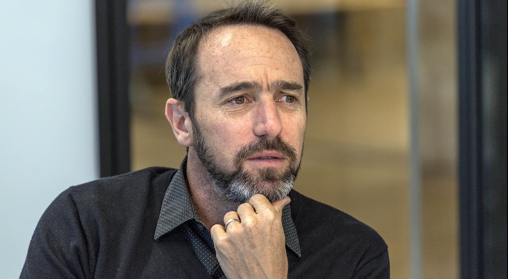 Marcos Galperin CEO de Mercado Libre.