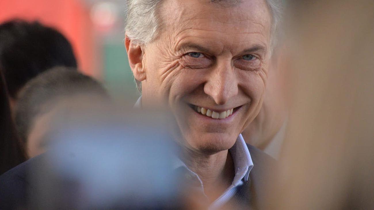 """Macri arrancó la campaña en Córdoba, junto a los radicales y al grito de """"¡Sí, se puede!"""""""