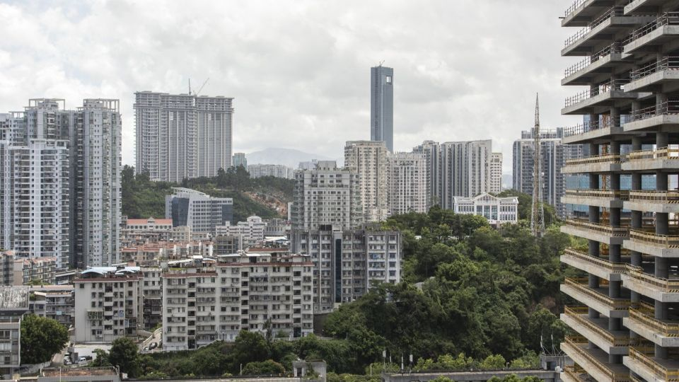 General Views of Xiamen As Early Indicators Show China's Slowdown Deepens in August