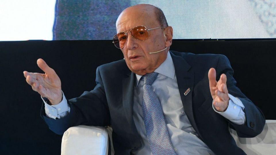Alfredo Coto en la IV Jornada de la Asociación Empresaria Argentina.